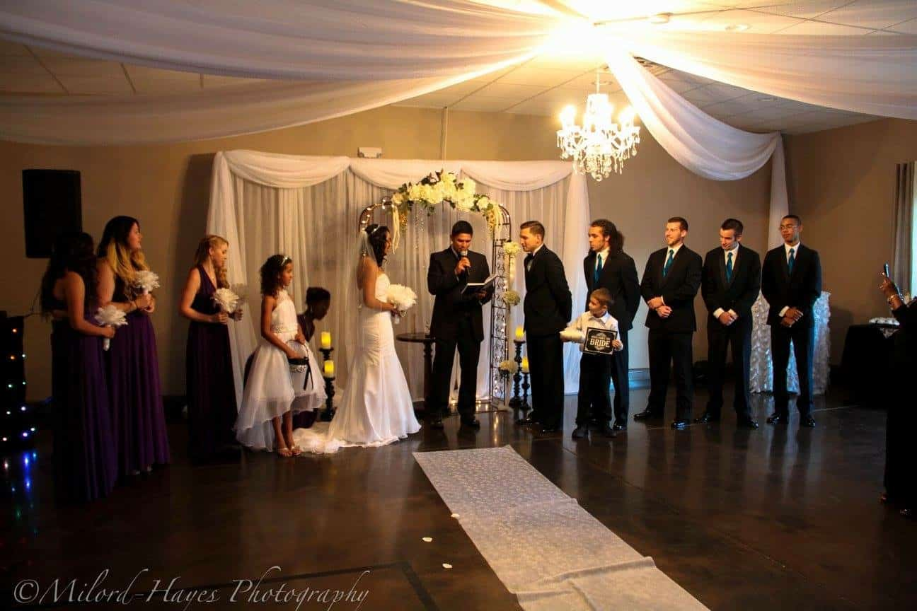 Wedding at The Event Room - The Pirkle Family - 009